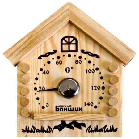 Термометр «Избушка» Невский Банщик Б-1153