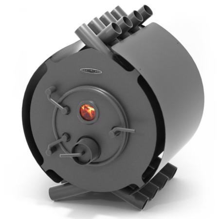 Печь отопительная Валериан 20 кВт антрацит