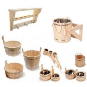 Бондарные и деревянные изделия