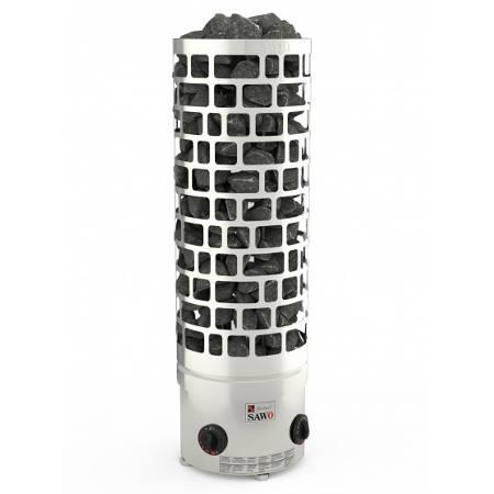 Печь электрическая Sawo Tower Heaters Aries ARI3-90NB-P 9 кВт