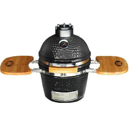 Керамический гриль-барбекю Start Grill-12 Черный