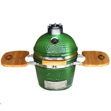 Керамический гриль-барбекю Start Grill-12 Зеленый